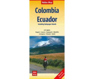 Colombia, Ecuador