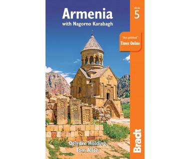 Armenia with Nagorno Karabagh
