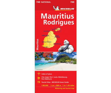 Mauritius, Rodrigues (740)