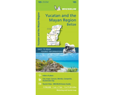 M 185 Yucatan and the Mayan Region
