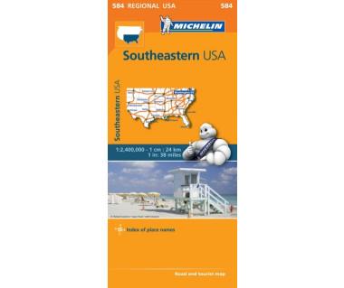 M 584 Southeastern USA