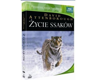 Życie ssaków [3 DVD]