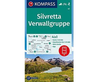 K 41 Silvretta-Verwallgruppe