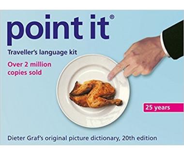 Point it. Traveller's language kit