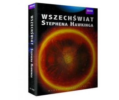 Wszechświat Stephena Hawkinga (2 DVD)