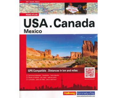 USA - Canada - Mexico
