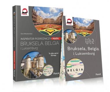 Bruksela, Belgia i Luksemburg - inspirator podróżniczy