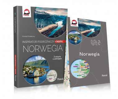 Norwegia - inspirator podróżniczy