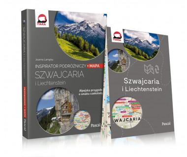 Szwajcaria i Liechtenstein - inspirator podróżniczy