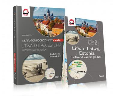 Litwa, Łotwa, Estonia i Obwód Kaliningradzki - inspirator podróżniczy