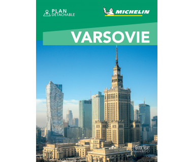 Varsovie Guide Vert