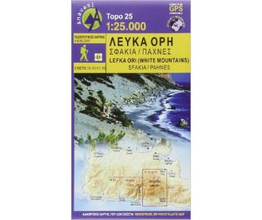 Crete 11.11/11.12 Lefka Ori Sfakia/Pahnes (Crete-White Mountains)