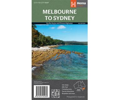 Melbourne to Sydney