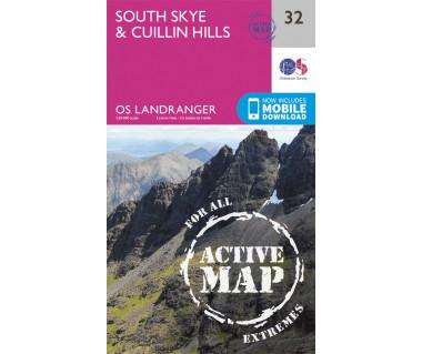 South Skye / Cuillin Hills