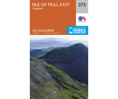 EXP375 Isle of Mull East