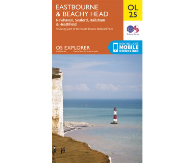 EXPOL25 Eastbourne / Beachy Head