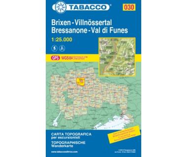 TAB030 Bressanone/Brixen, Val di Funes/Villnoss