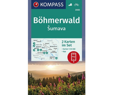 K 2000 Bohmerwald/Sumava
