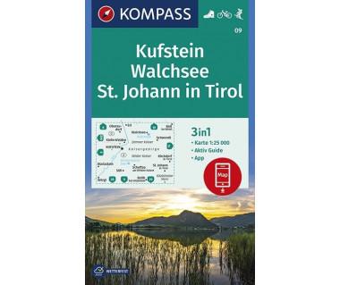 K 09 Kufstein, Walchsee, St. Johann in Tirol
