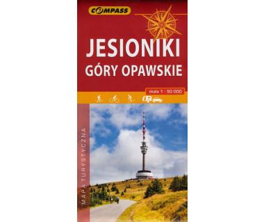 Jesioniki, Góry Opawskie
