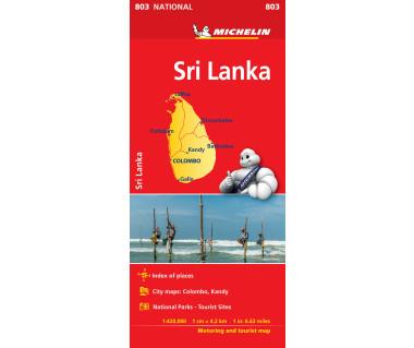 Sri Lanka (803)