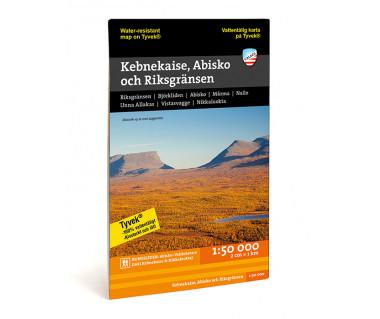 Kebnekaise, Abisko och Riksgransen