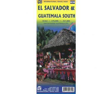 El Salvador / Southern Guatemala