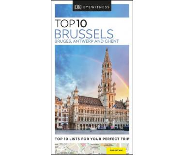 Top 10 Brussels, Bruges, Ghent & Antwerp
