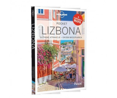 Lizbona pocket [Lonely Planet]
