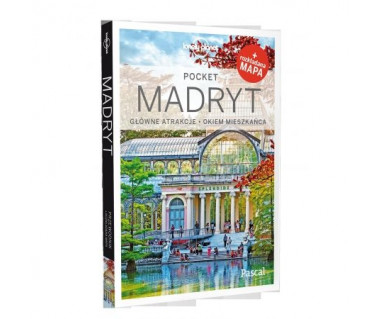 Madryt pocket  [Lonely Planet]