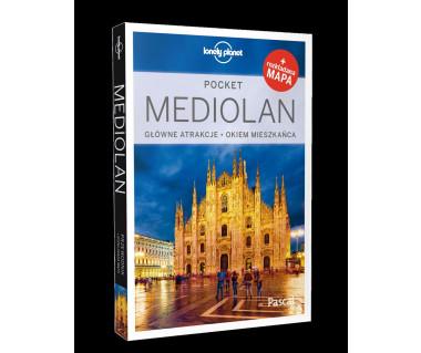 Mediolan pocket [Lonely Planet]