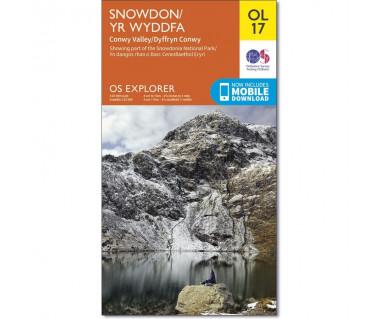 EXPOL17 Snowdon / Conwy Valley / Dyffryn Conwy