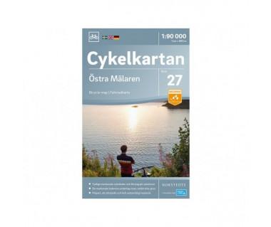 Ostra Malaren cykelkartan 27