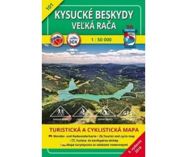 S101 Kysucke Beskydy-Velka Raća