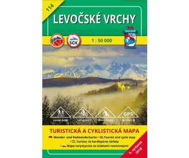 S114 Levocske vrchy