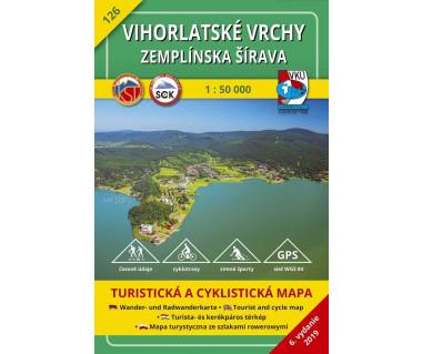 S126 Vihorlatske Vrchy-Zemplinska Sirava