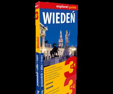 Wiedeń (przewodnik+atlas+mapa)