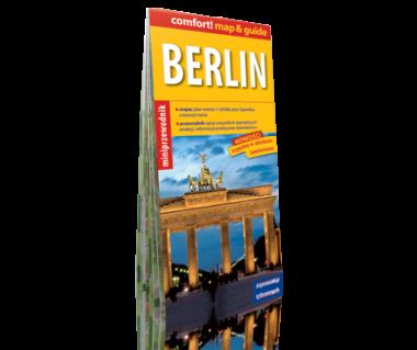 Berlin 2w1 (mapa+miniprzewodnik)