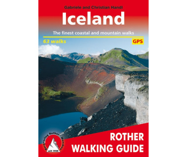 Iceland Rother walking guide