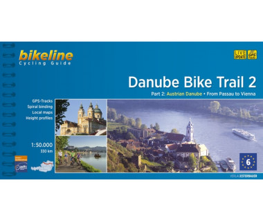 Danube Bike Trail (2) Austrian Danube