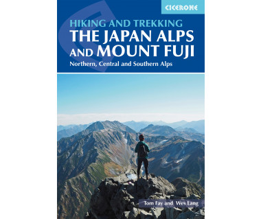 Hiking and Trekking The Japan Alps and Mount Fuji