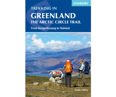 Trekking in Greenland. The Arctic Circle Trail