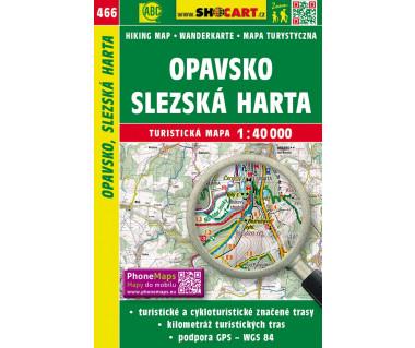 CT40 466 Opavsko, Slezska harta