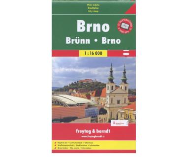 Brno 1:16.000