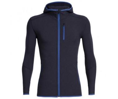 Bluza Descender LS Zip Hood
