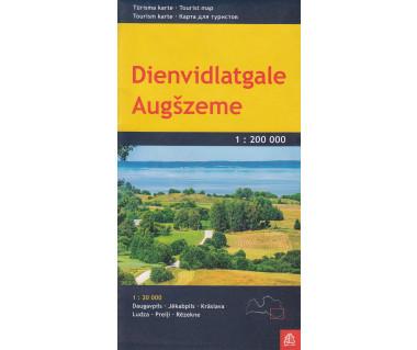 Dienvidlatgale (Łotwa pd.-wsch.)