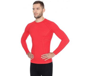 Koszulka męska Active Wool LS12820