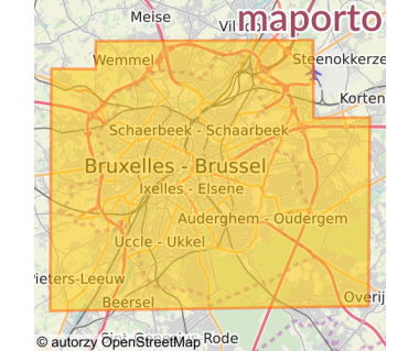 Bruxelles (M 44)