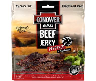 Mięso suszone - wołowina CJ z pieprzem