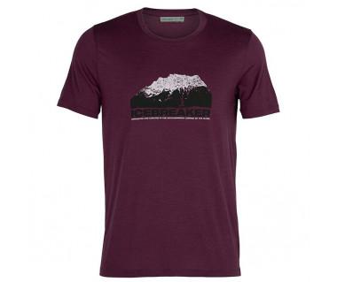 Koszulka Tech Lite SS Crewe IB Mountain